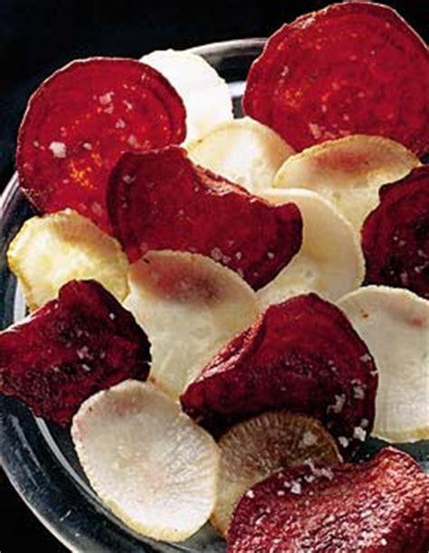 radis noir cuisine chips de betterave et de radis noir pour 4 personnes
