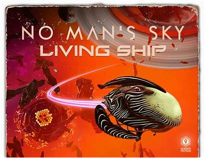 Ship Living Sky Update Nms Mans Ships
