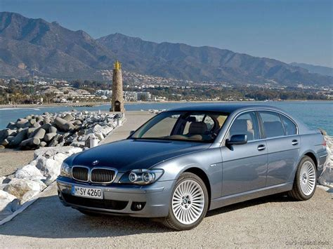 Bmw 7 Series Sedan Picture by 2007 Bmw 7 Series Sedan Specifications Pictures Prices