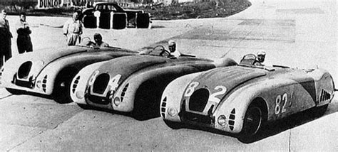 Bugatti designed the type 57 as a production car and as a racing variant, the ultimate grand jean bugatti had the second atlantic made for himself. Bugatti Story - Automania