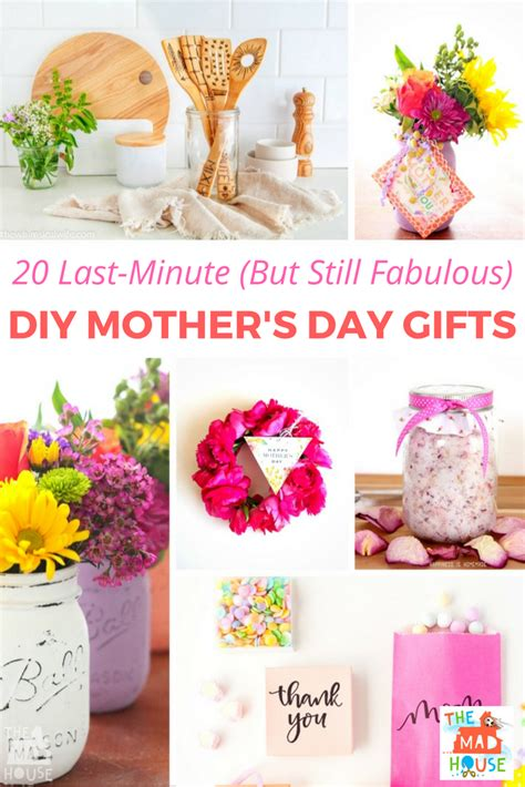 day gifts diy 20 last minute but still fabulous diy mother s day gift ideas mum in the madhouse