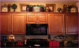 top kitchen cabinet decorating ideas above kitchen cabinet decor ideas kitchenstir com