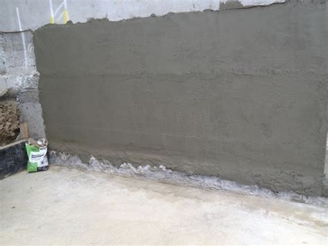 Cementitious Waterproofing   Southwest Radon