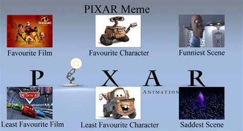 Pixar Meme - my pixar controversy meme by td cer on deviantart