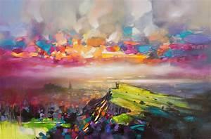 Edinburgh Sky – Limited Edition Paper Print