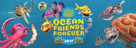 ocean friends  day splash bubbles pbs kids