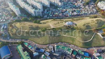 bokcheon tomb museum  dongrae stock footage video  bokcheon dongrae