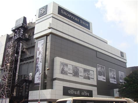 shoppers stop stores