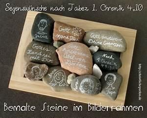 Bilder Mit Steinen Basteln : steine bemalen christliche perlen ~ Orissabook.com Haus und Dekorationen