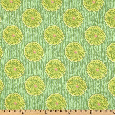 amy butler soul blossoms joy delhi blossoms grass discount designer fabric fabric com