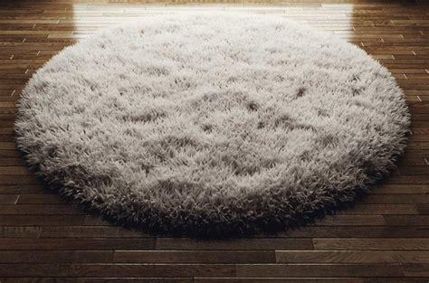 fluffy rug max