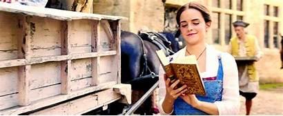 Watson Emma Belle Paris Reading Beauty Beast