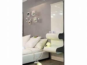 Table De Nuit Murale : 50 tables de chevet pour tous les styles elle d coration ~ Teatrodelosmanantiales.com Idées de Décoration