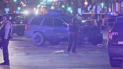 Woman Dead After Car Drives Into Minneapolis Protesters ...