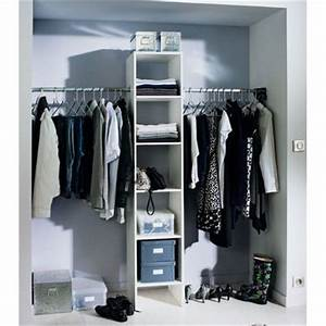 Solution Dressing Pas Cher : dressing pas cher sur mesure pour petite chambre c t maison ~ Premium-room.com Idées de Décoration