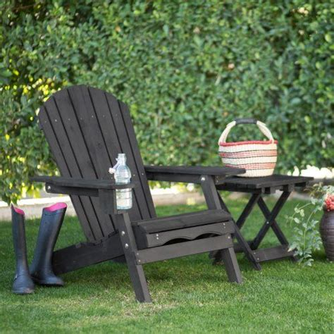 coral coast big adirondack chair with pull out