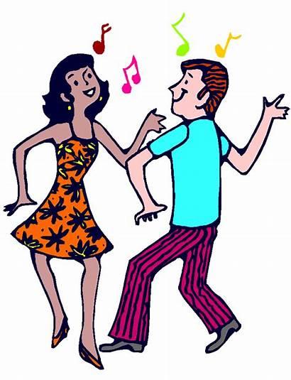 Dance Think Clip Dancers 60s Them