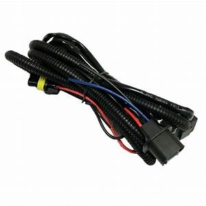 Relay Wiring Harness For High  Low Beam Hid Xenon Kit 9004