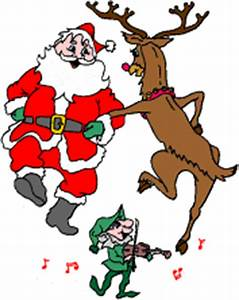 Reindeer Clipart - Free Christmas Graphics