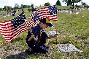 How to commemorate Memorial Day 2017