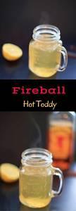 Fireball Hot Toddy Recipe