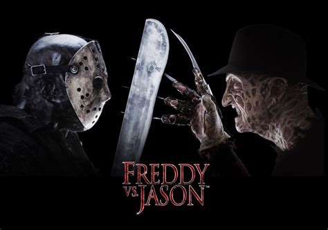 freddy  jason battle continues  halloween horror
