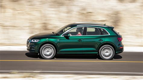 Audi Q5 S Line 20 Tfsi (2017) Review  Car Magazine