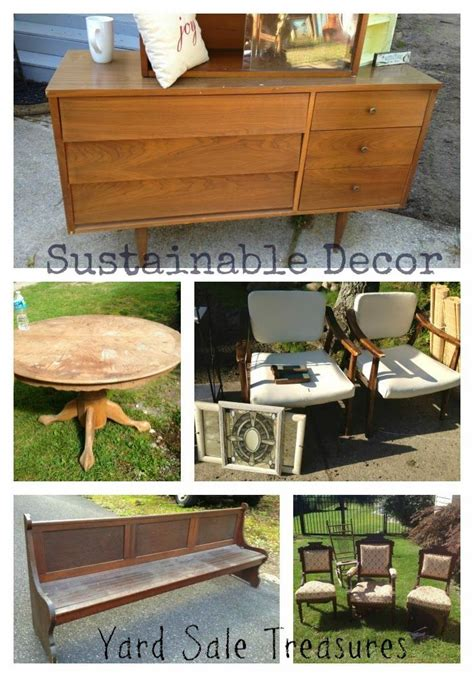 Yard Furniture Sale by Wordless Wednesday Yard Sale Finds And Treasures Diy