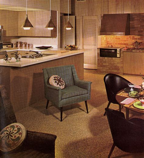 vintage looking kitchen cabinets decorating a 1960s kitchen 21 photos with even more