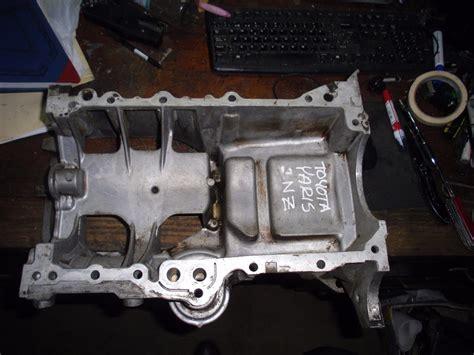motor de toyota vendo carter de motor de toyota yaris año 2000 motor 2nz