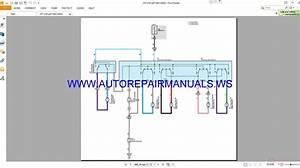 Auto Repair Manuals  Toyota Rav4 Electrical Wiring