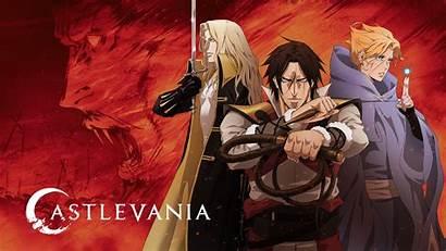 Netflix Wallpapers Series Castlevania