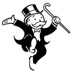 Image result for images monopoly logo