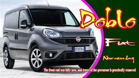 2019 Fiat Doblo  2019 Fiat Doblo Van  2019 Model Fiat