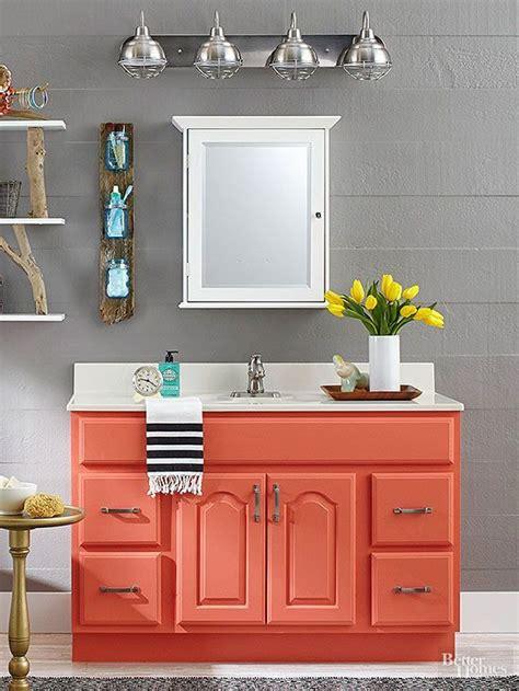 Colored Bathroom Vanity - best 25 painting bathroom vanities ideas on
