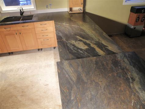 kitchen countertops cleopatra granite leather finish