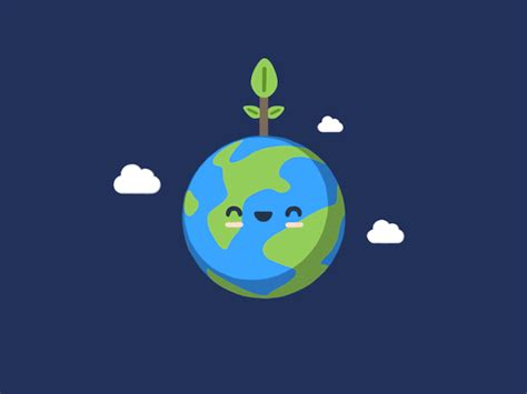 Cartoon Network Wallpaper Hd Earth Day By Ej Hassenfratz Dribbble