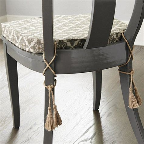 dining room chair cushions  ties dining room