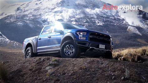 Manejamos La Nueva Ford Raptor 2017