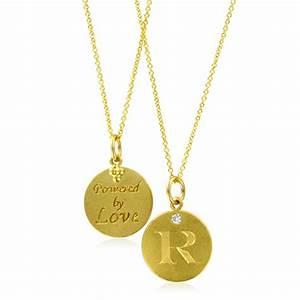initial necklace letter r diamond pendant with 18k yellow With gold letter necklace pendants