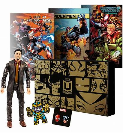 Marvel Legends Stark Tony Unlimited Gift Exclusive