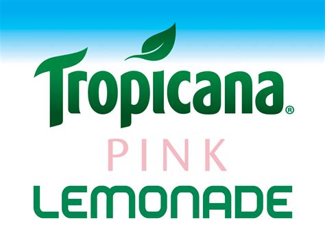Pics For > Tropicana Pink Lemonade