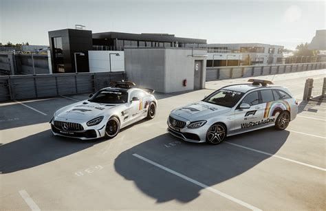 Mercedes benz trucks safety technologies youtube. Mercedes-AMG's Official GT R F1 Safety Car Is Now Rainbow ...