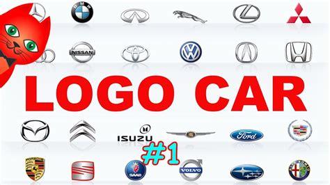 Logo Car (car Brands) Part 1  Youtube