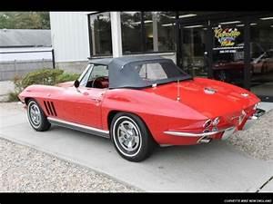 1966 Chevrolet Corvette Stingray Convertible 4 Speed