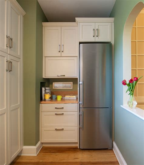 clever storage ideas for small kitchens condo remodel washington dc transitional kitchen dc
