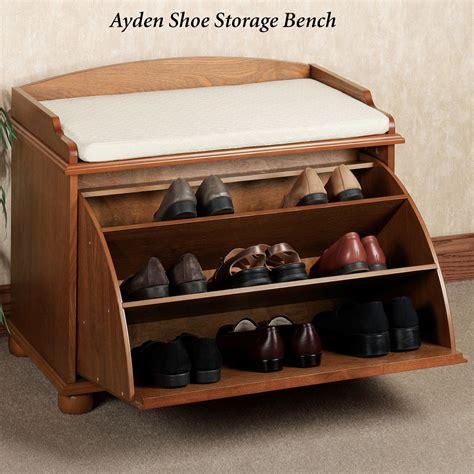 Curio Storage Cabinet by Amelia Pale Yellow Shoe Storage Bench