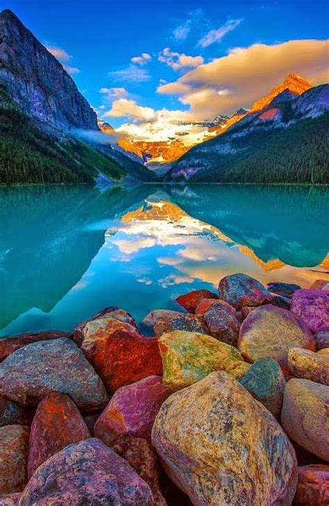 Lake Louise ~ In Banff National Park Alberta Canada