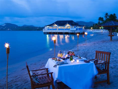 sandals halcyon beach st lucia castries st lucia resort review conde nast traveler