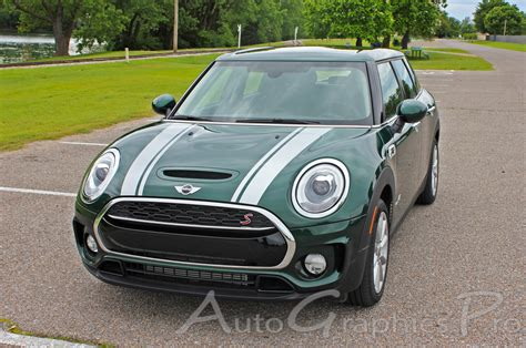"20162019 Mini Cooper ""clubman"" Hood Racing Stripes Vinyl. Mcgill Logo. Sims Banners. Iphone 5c Stickers. Nfs Decals. Signature Signs. Gold Party Banners. Ceremony Signs. Style Logo"